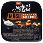 Müller Jogurt z porcją chrupek zbożowych czekoladowych 150 g