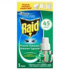 Raid Przeciw komarom z olejkiem eukaliptusowym Płyn owadobójczy Zapas 27 ml