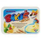 Bakoma Bakuś + Zboża Serek homogenizowany wieloowocowy ze zmielonymi zbożami 125 g