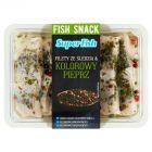 SuperFish Filety ze śledzia z kolorowym pieprzem 200 g