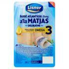 Lisner a'la Matjas Delikatne filety śledziowe w oleju 220 g