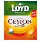 Loyd Ceylon Herbata czarna aromatyzowana 200 g (100 torebek)