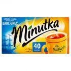 Minutka Earl Grey Herbata czarna aromatyzowana 56 g (40 torebek)