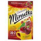 Minutka Owocowa Herbatka owocowa o smaku wiśni z żurawinką i granatem 64 g (32 torebki)