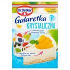 Dr. Oetker Galaretka krystaliczna smak cytrynowy 77 g