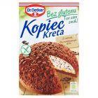 Dr. Oetker Kopiec Kreta bez glutenu Ciasto 437 g