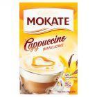 Mokate Caffetteria Cappuccino waniliowe 150 g (10 saszetek)