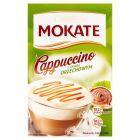 Mokate Caffetteria Cappuccino o smaku orzechowym 150 g (10 saszetek)