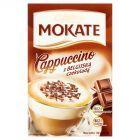 Mokate Caffetteria Cappuccino z belgijską czekoladą 150 g (10 x 15 g)