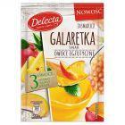 Delecta Galaretka smak owoce egzotyczne 75 g