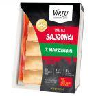 Virtu Smaki Azji Sajgonki z warzywami 250 g + sos słodko-kwaśny 30 g