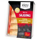 Virtu Smaki Azji Sajgonki z mięsem wieprzowo-wołowym i warzywami 250 g + sos słodko-kwaśny 30 g