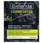 Bielenda Carbo Detox Nawilżająco-matujący krem węglowy do twarzy cera mieszana i tłusta 50 ml