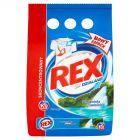 Rex Proszek do prania tkanin białych amazońska świeżość 1,5 kg (20 prań)