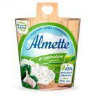 Almette ze szpinakiem i czosnkiem Puszysty serek twarogowy 150 g