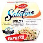 GRAAL Salatino Tuńczyk z czosnkiem niedźwiedzim chili i z oliwą z oliwek 160 g