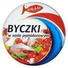 GRAAL Byczki w sosie pomidorowym 300 g