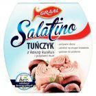 GRAAL Salatino Tuńczyk z kaszą kuskus i grzybami mun 160 g