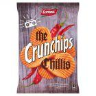 Crunchips The Chillis Chipsy ziemniaczane 140 g