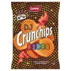 Crunchips DJ Bacon Chipsy ziemniaczane 140 g