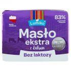Masło ekstra z Łukowa bez laktozy 200 g
