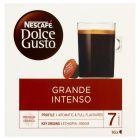 Nescafé Dolce Gusto Grande Intenso Kawa w kapsułkach 160 g (16 x 10 g)