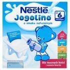 Nestlé Jogolino o smaku naturalnym Deserek po 6 miesiącu 400 g (4 sztuki)