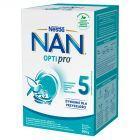 Nestlé Nan Optipro 5 Mleko modyfikowane w proszku dla dzieci po 2,5 roku życia 800 g (2 sztuki)