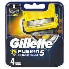 Gillette Fusion ProShield Ostrza wymienne do maszynki dla mężczyzn 4 sztuki