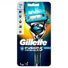 Gillette Fusion ProShield Chill Maszynka do golenia dla mężczyzn z technologią Flexball