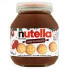 Nutella Krem do smarowania z orzechami laskowymi i kakao 750 g