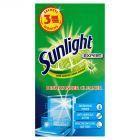 Sunlight Expert Środek do czyszczenia zmywarki 120 g (3 saszetki)