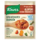 Knorr Klopsiki w sosie pomidorowym 43 g