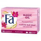 Fa Magic Oil Pink Jasmine Kremowe mydło w kostce 90 g