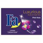 Fa Luxurious Moments Pink Viola Mydło w kostce 90 g
