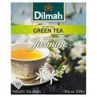 Dilmah Zielona herbata jaśminowa 150 g (100 torebek)