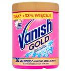 Vanish Gold Oxi Action Odplamiacz do tkanin w proszku 940 g