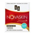 AA Novaskin 50+ Ujędrnienie + odbudowa Krem na noc 50 ml