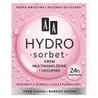 AA Hydro Sorbet Krem multinawilżenie + regeneracja 50 ml