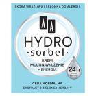 AA Hydro Sorbet Krem multinawilżenie + promienna cera 50 ml
