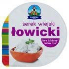 Łowicz Serek wiejski bez laktozy 150 g