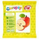 Crispy Natural Chrupsy Suszone chipsy z jabłka z sokiem z ananasa 18 g