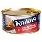 Krakus Wieprzowina bez konserwantów Konserwa 300 g
