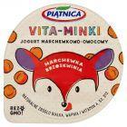 Piątnica Vita-Minki Jogurt marchewka brzoskwinia 125 g