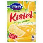 Gellwe Kisiel smak cytrynowy 38 g