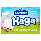 Lactima Haga Serek twarogowy śmietankowy 100 g (6 porcji)