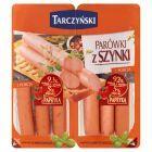 Tarczyński Parówki z szynki z papryką 200 g (2 x 110 g)