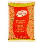 Hortex Marchewka z groszkiem 2,5 kg