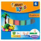 BiC Kids Plastelina 6 kolorów