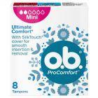 O.B. ProComfort Mini Tampony 8 sztuk